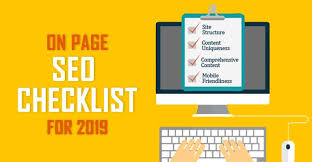 The Ultimate Guide to On-Page SEO Checklist - Live Blog Spot