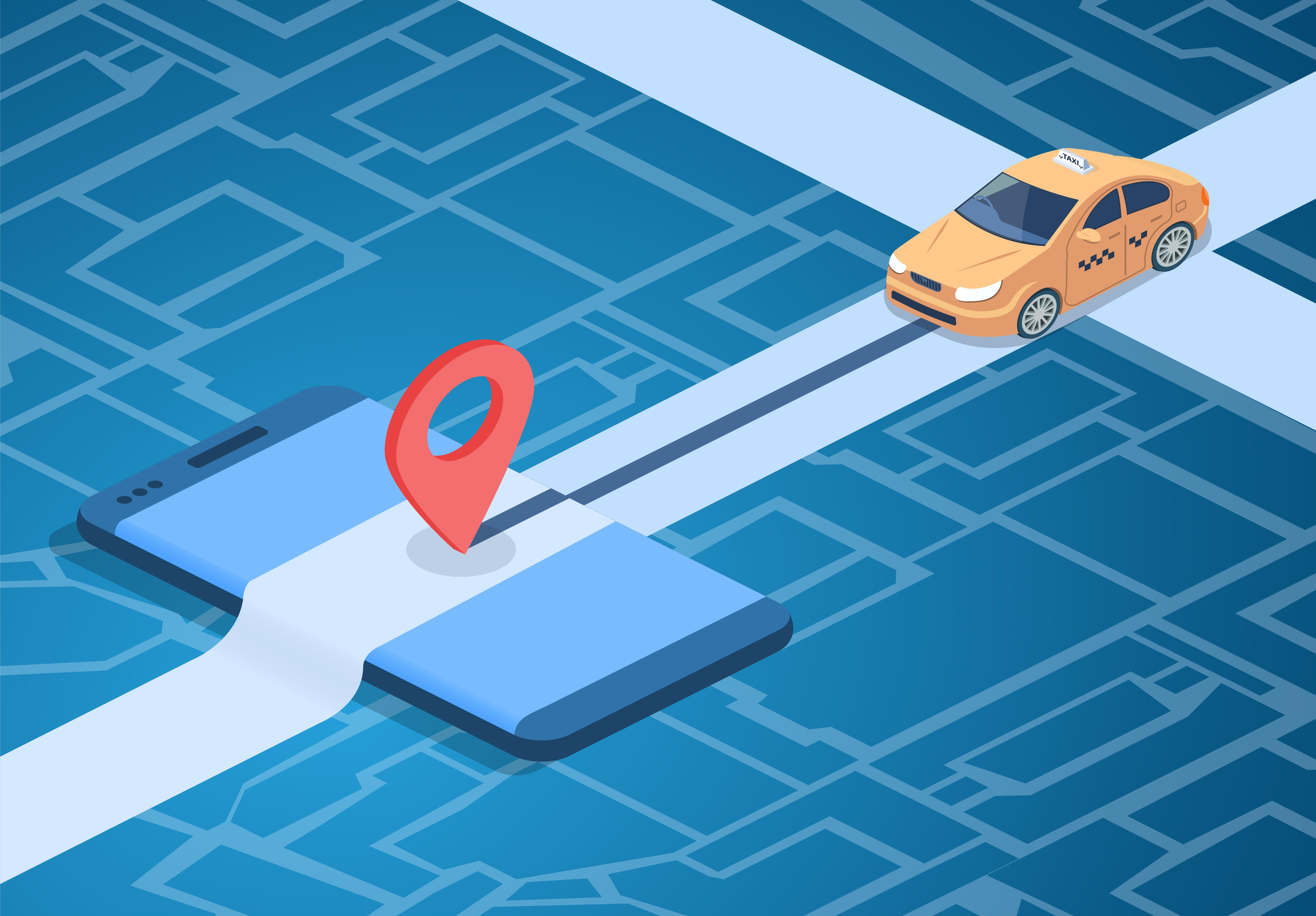 Advantages of Using An Uber Clone App For Ride-Hailing Business