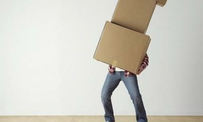 Avoid Injury When Moving House