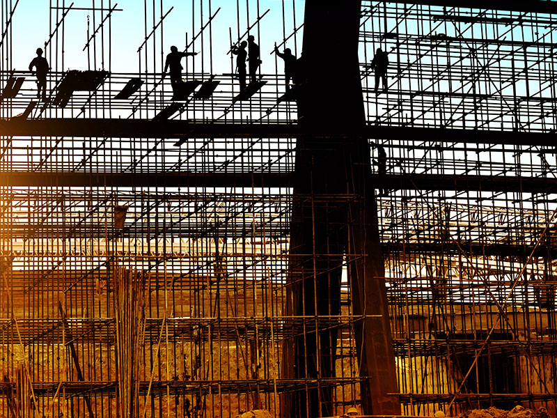 The Latest Upgrades In Construction Services