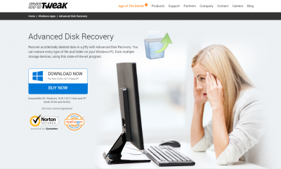 Advanced Disk Recovery to Get your Deleted Data Back