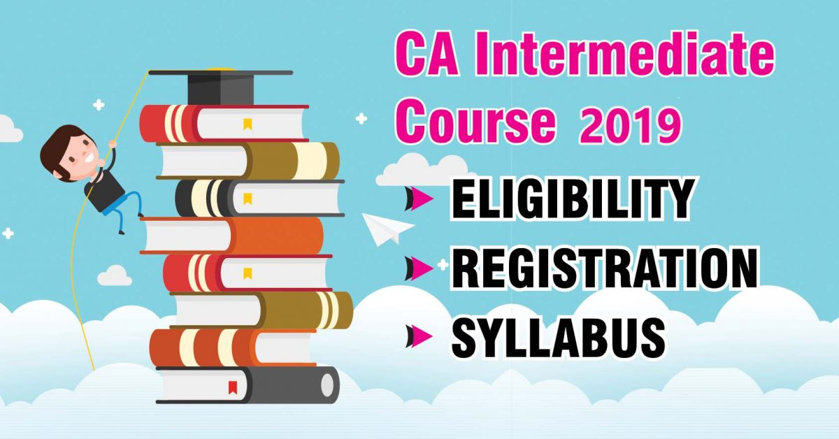 CA  Intermediate Course Syllabus Or Duration