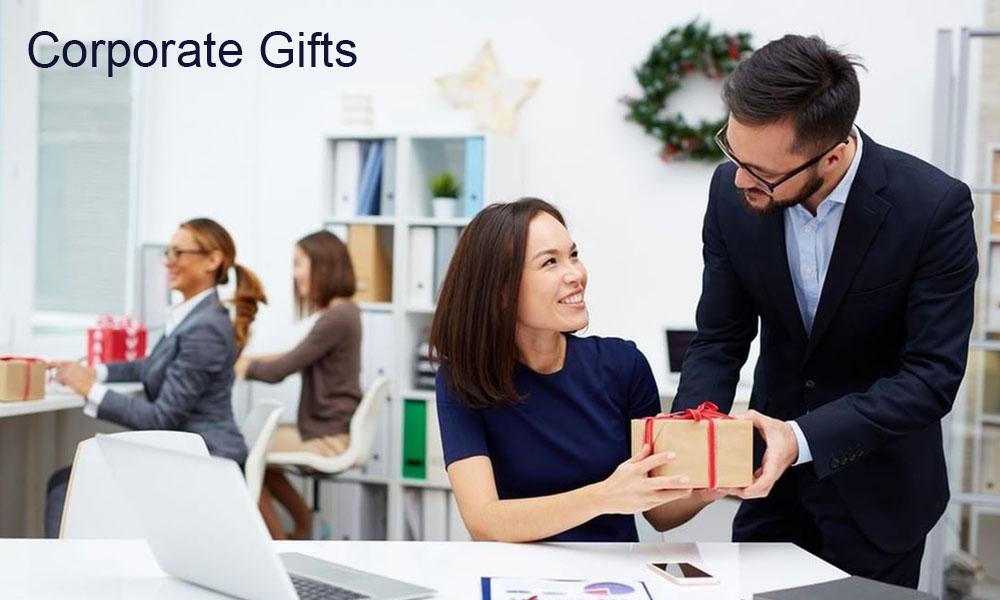 How Corporate Gifts Can Be a Boost for Your Business Venture?