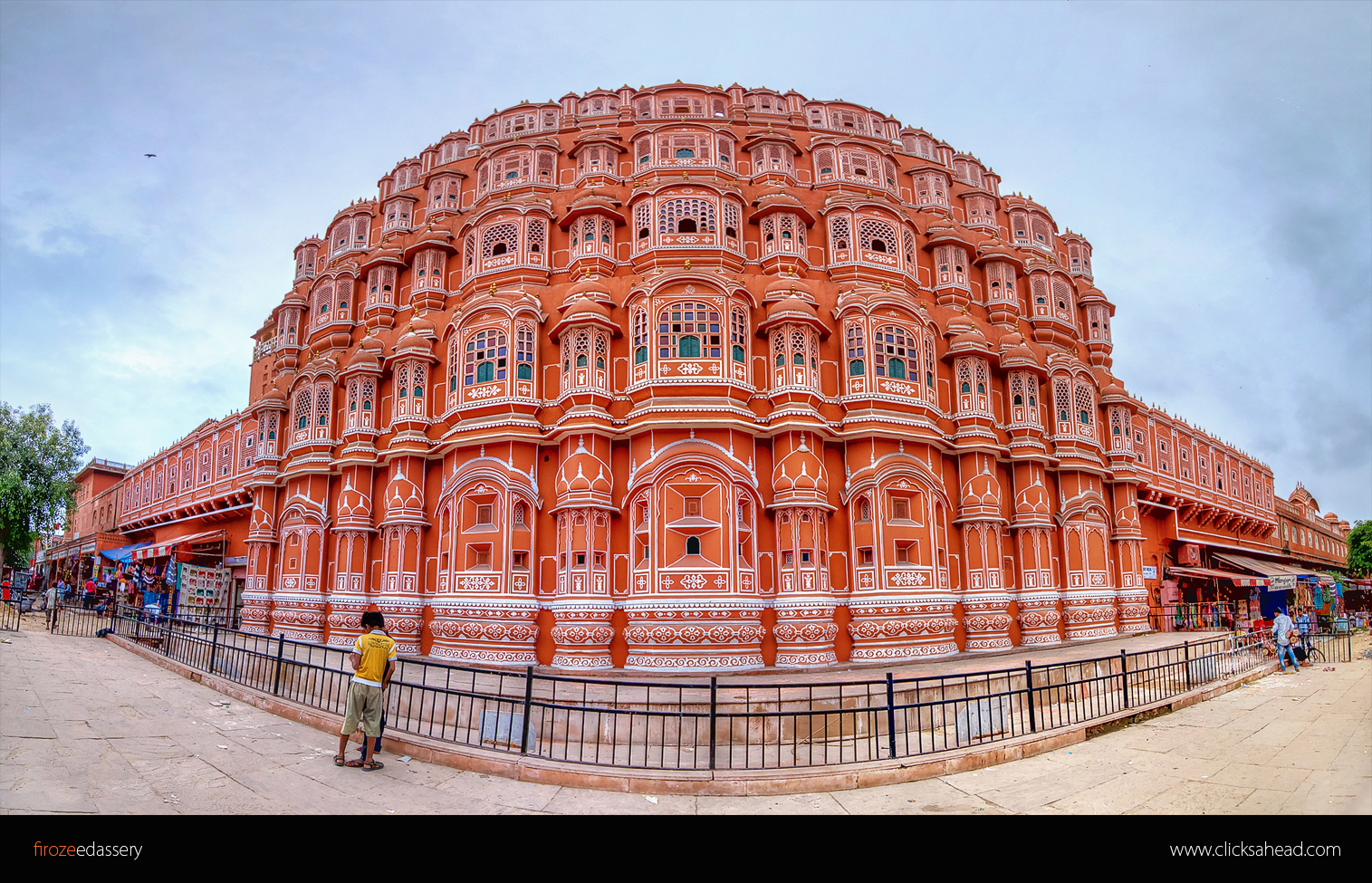 Hawa Mahal: The Palace of the Winds of Jaipur