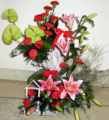 Shall we Get Fresh Online Flower Delivery to Faridabad?