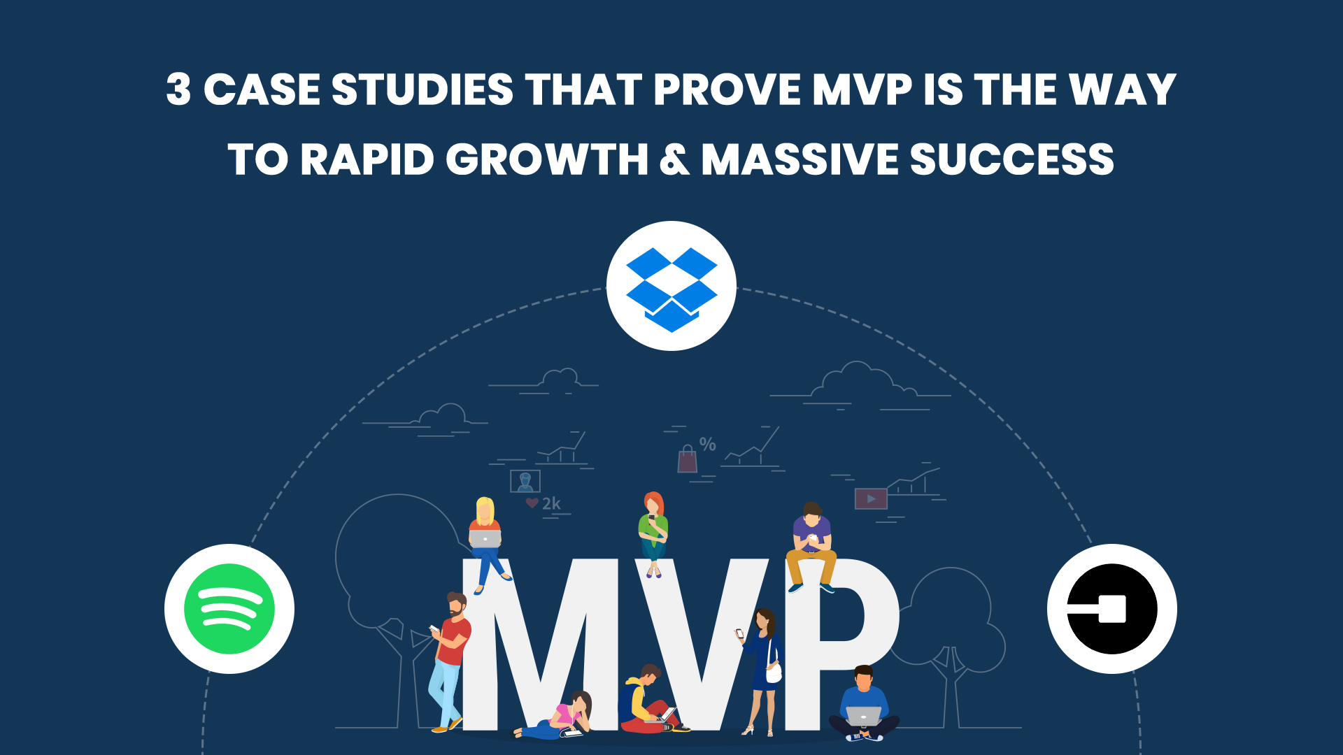 3 Case Studies That Prove MVP is the Way to Rapid Growth & Massive Success