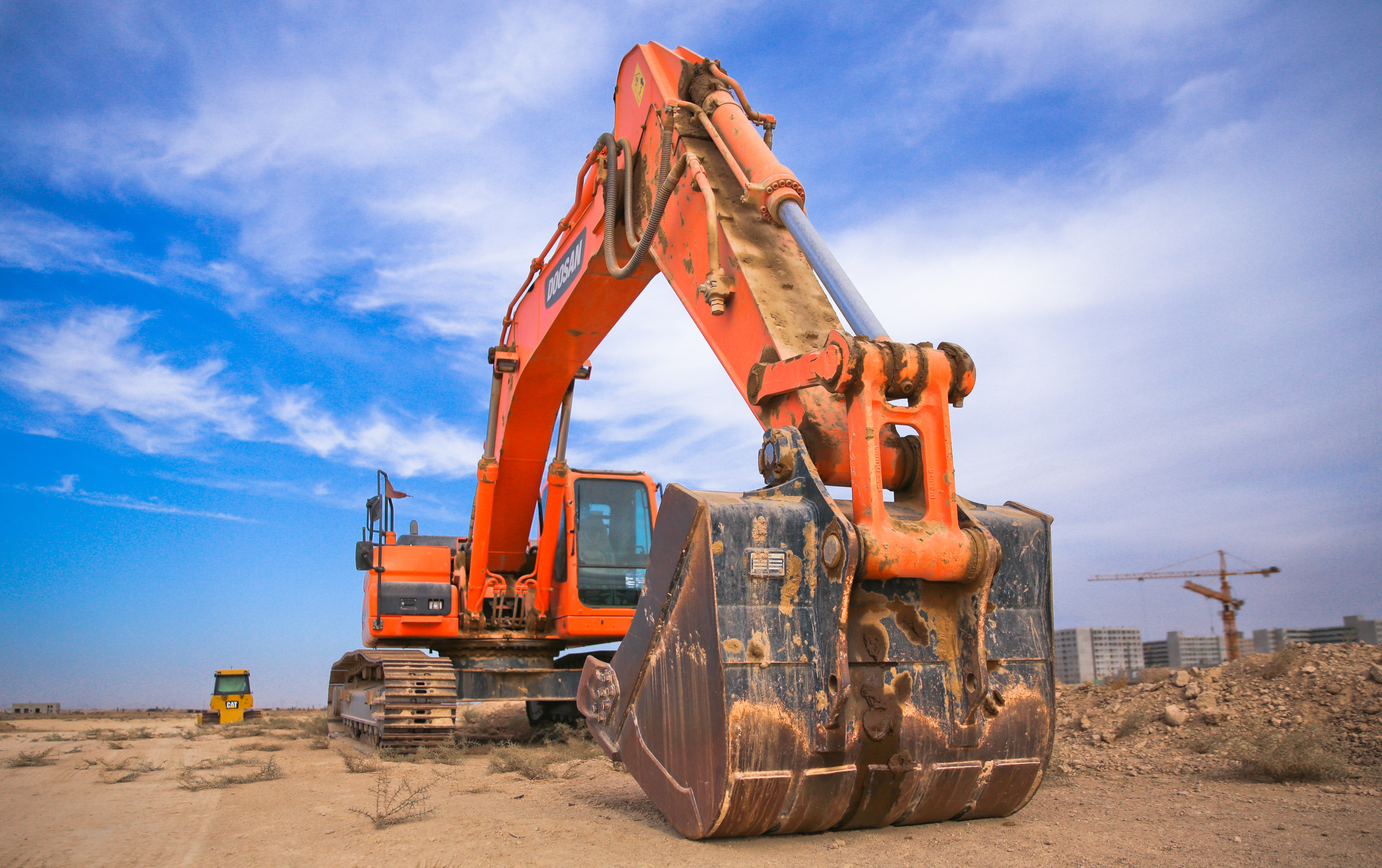 Buying Vs Renting Construction Equipment: What You Need To Know