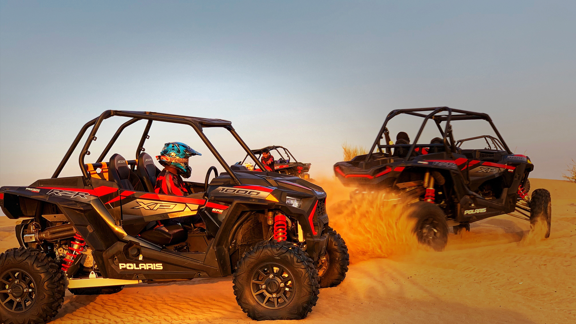Book A Buggy To Set Yourself Free In Dubai Desert