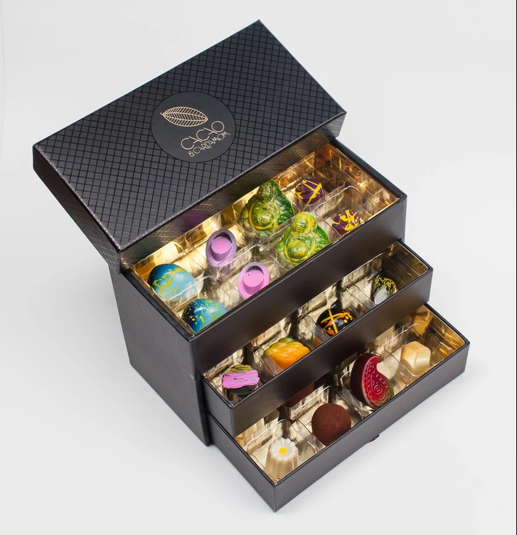 Interesting Luxury Shaped Chocolate Boxes for you