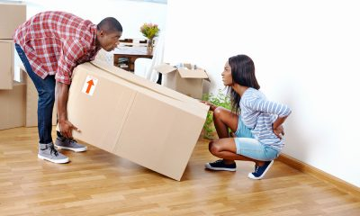 Top Tips for Packing and Moving