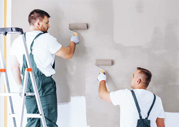 House painting service in Dubai, how the process goes?