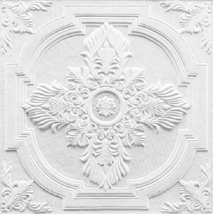 Mastery of Plaster Ceiling Roses that can Convert your Room into a Masterpiece