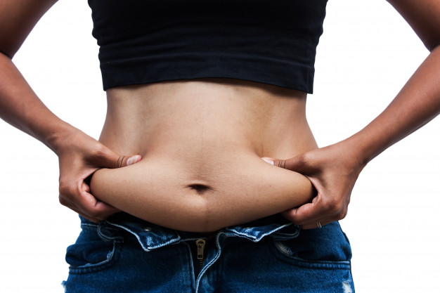 women-with-fat-belly-stretch-marks