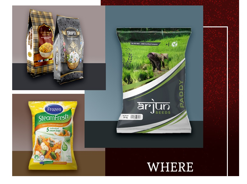 Flexible packaging industry continues to grow, boosted by the rising demands for packaged food