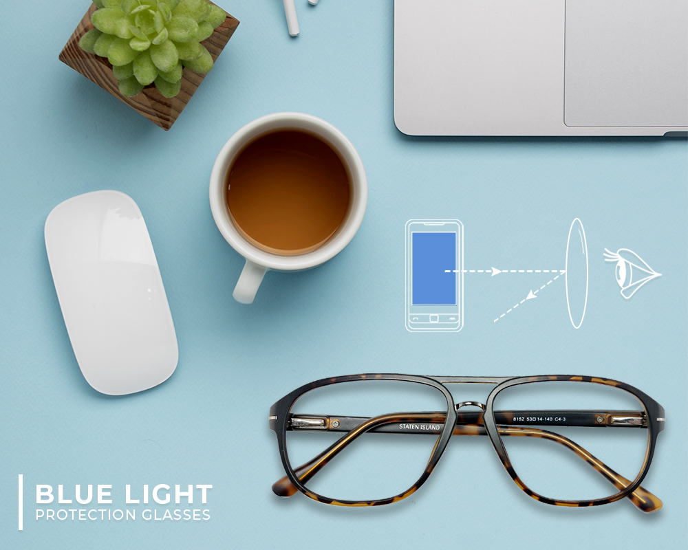 Here's Why Blue-Cut Eyeglasses are Gaining in Popularity : Everything you should know about them!