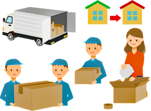 Professional movers and packers