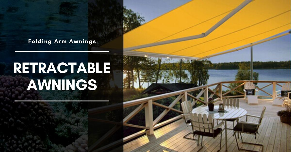 6 Top Tips for Buying Outdoor Window/ Retractable Awnings
