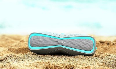 Aqua Water Dust Proof Bluetooth Speaker