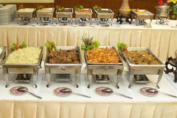 Wedding catering in ajman
