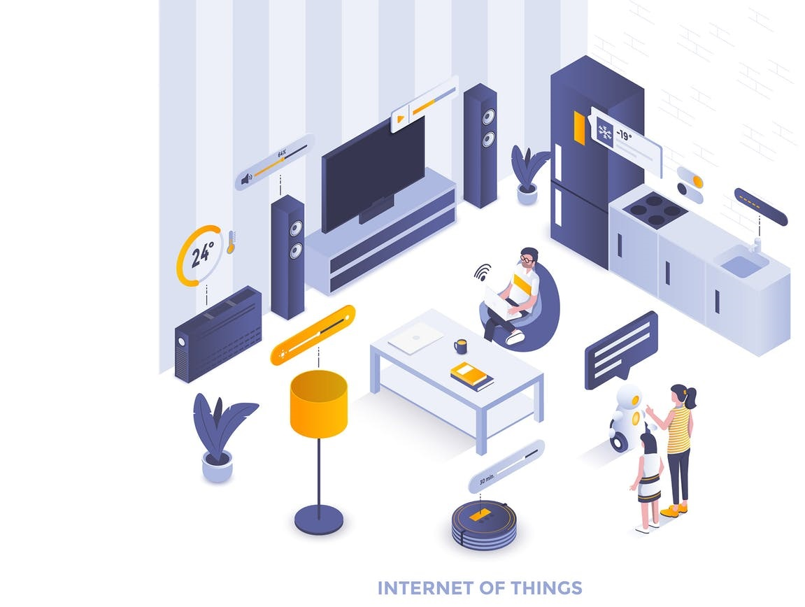 Mobile apps are shaping the world of IoT (Internet of Things)