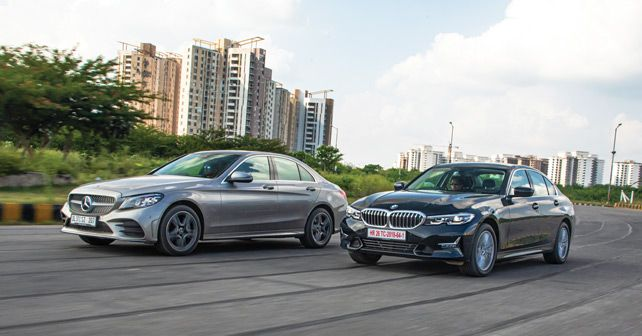 BMW 3 Series vs Mercedes-Benz C-Class: Comparison
