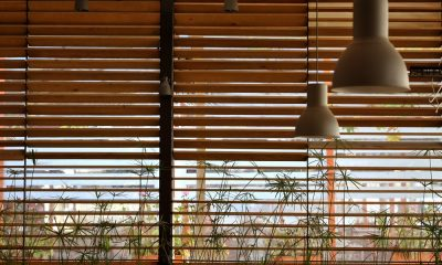 Cafe Blinds