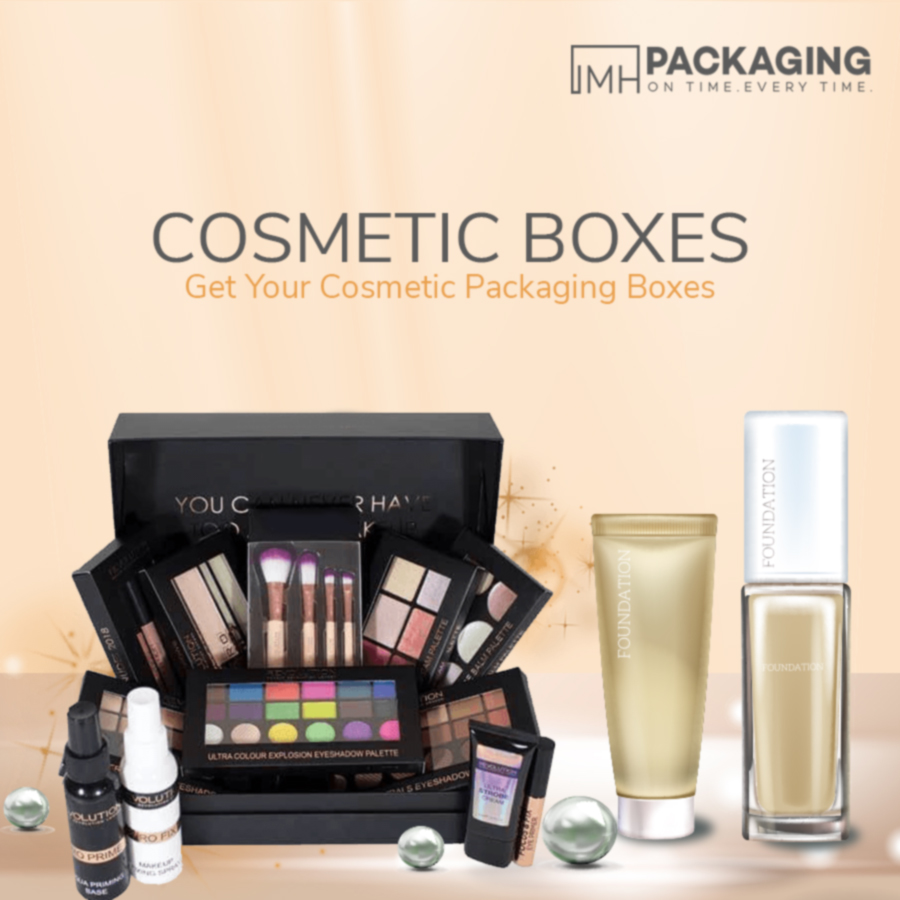 How to Choose the Best Cosmetic Packaging Boxes for Yourself