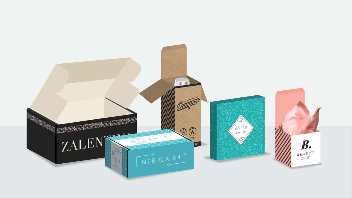 Why brown gift boxes look more attractive in packaging