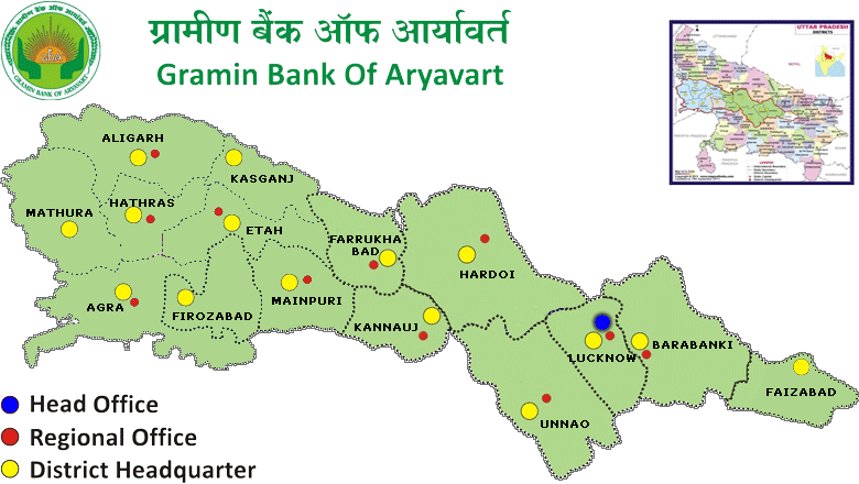 How to Transfer Money Through RTGS in Gramin Bank Of  Aryavart Online?