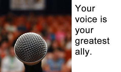 How to Develop a Perfect Speaking Voice