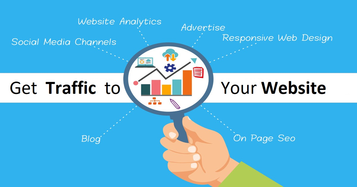How to Gain SEO Traffic on Your Website: Find Secret And Efficient Ways