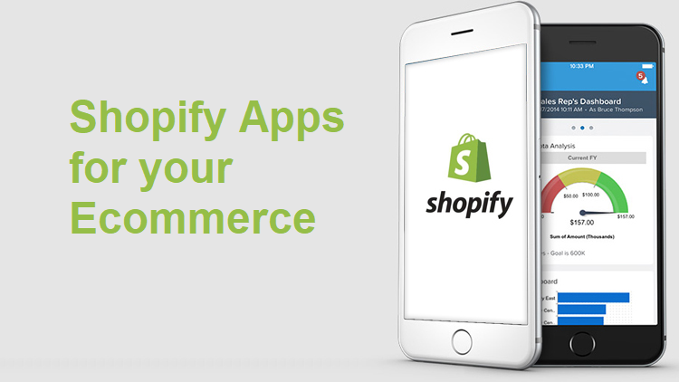 Top Shopify Apps for your Ecommerce Store