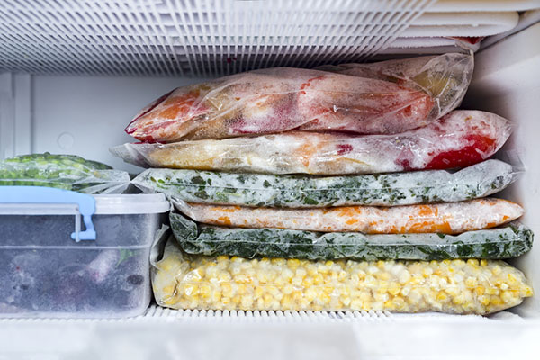 5 Best Techniques to Keep Frozen Food Fresh