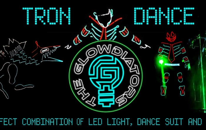 The Glowdiators: Disrupting Tron Dance Entertainment in India