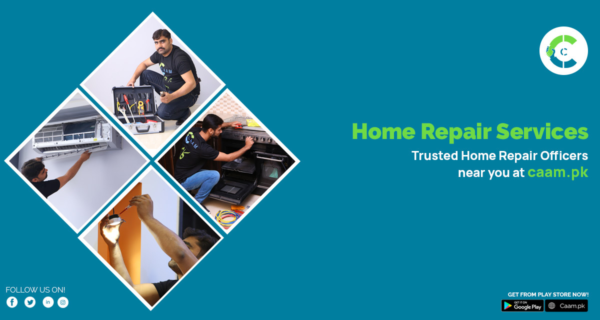 Top innovative home maintenance services in Pakistan