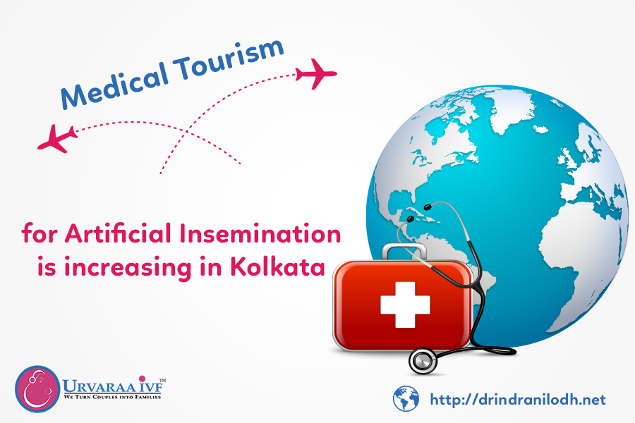 Medical Tourism for Artificial Insemination is Increasing in the Best IVF Center in Kolkata