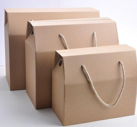 handle boxes with rope