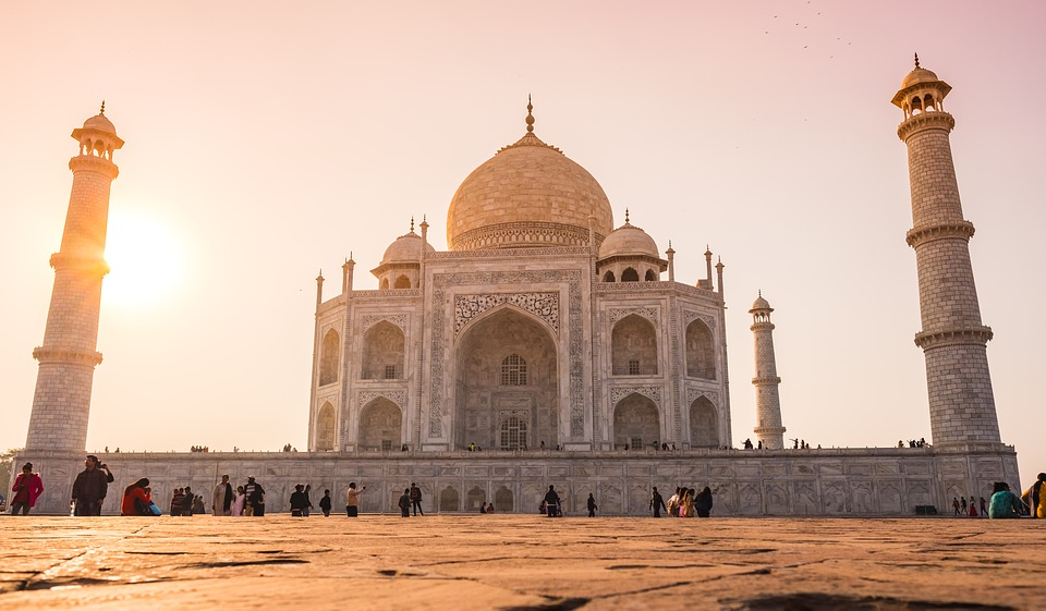 Taj Mirror Tour Packages