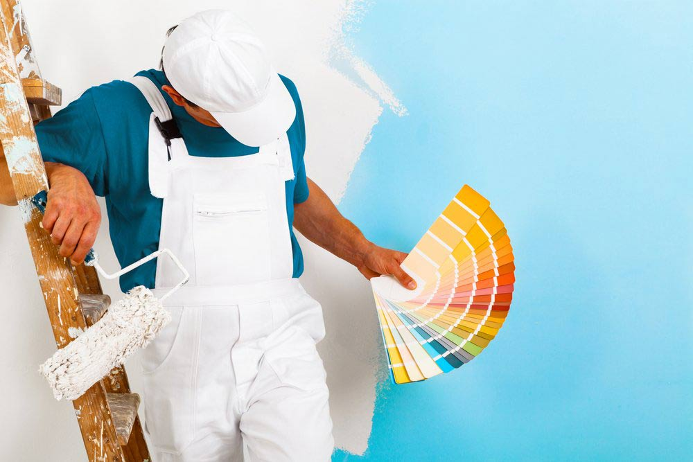 How to get the Best Finish with Painting Contractors in Dubai?