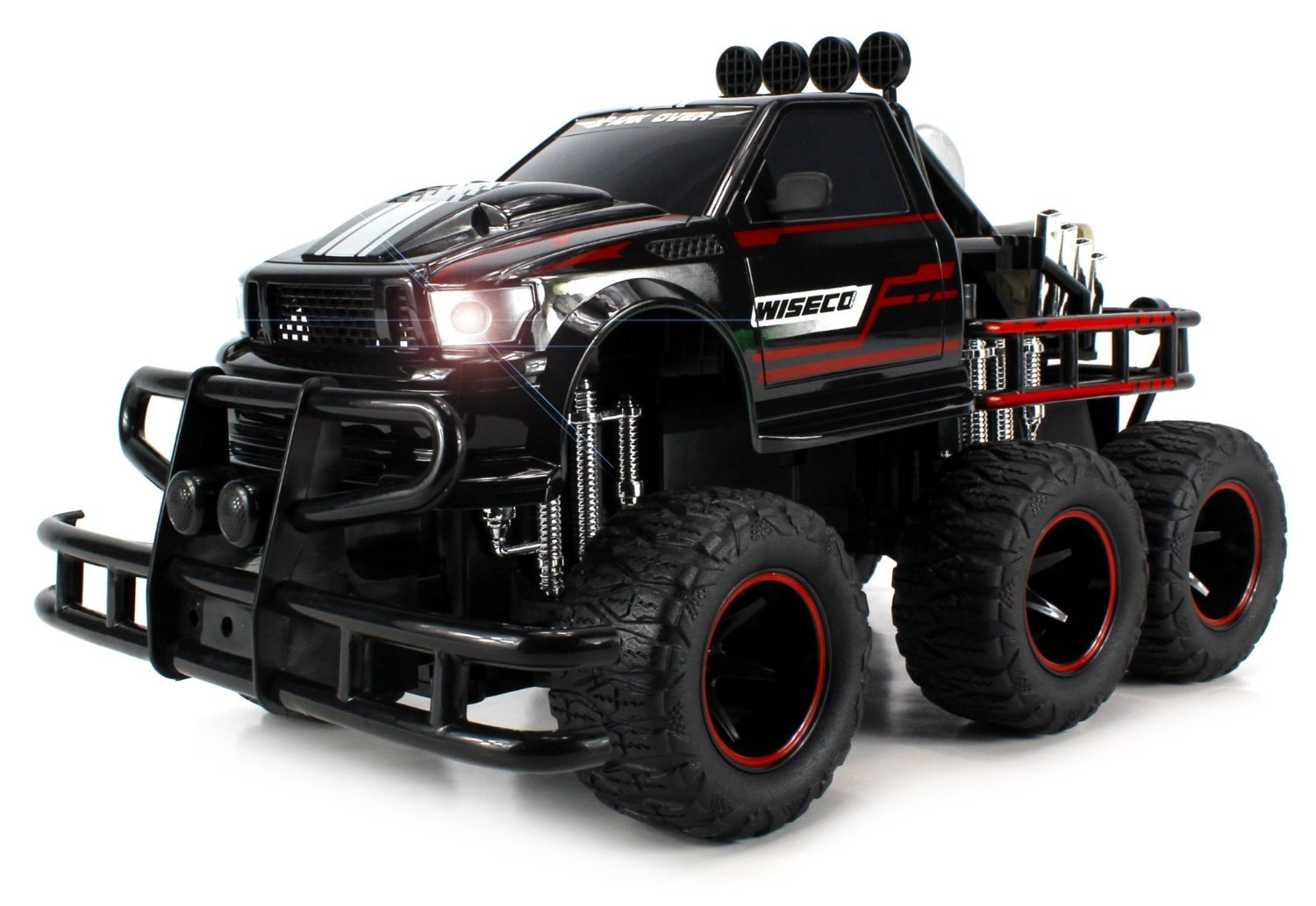 Online Best RC Monster Trucks Features