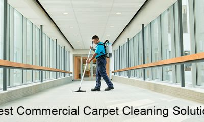 Best Commercial Carpet Cleaning Solution