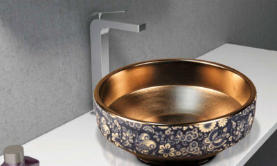 Designer washbasins India