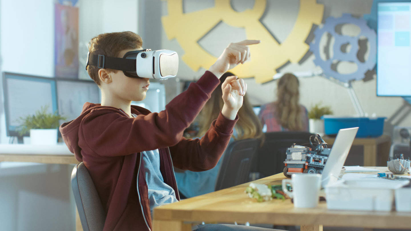Technology & Innovation Help in the Progression of Education
