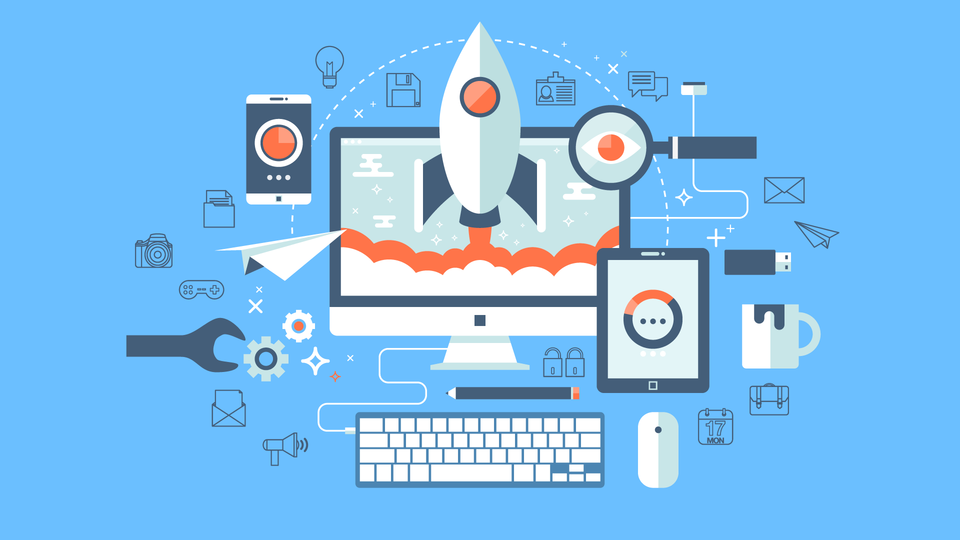 Top Reasons Why Digital Marketing is Essential for Your Business