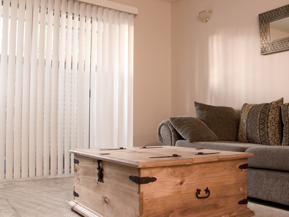 vertical blinds Solihull