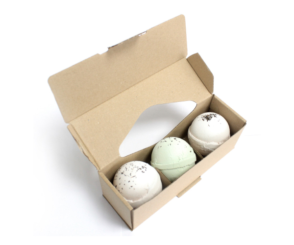 Custom Bath Bomb Boxes Wholesale