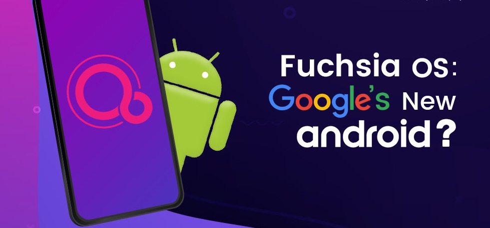 Fuchsia OS: Google's New Android?
