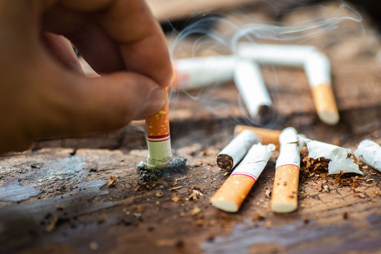 Are Cigarettes and Tobacco Use on Their Last Days?