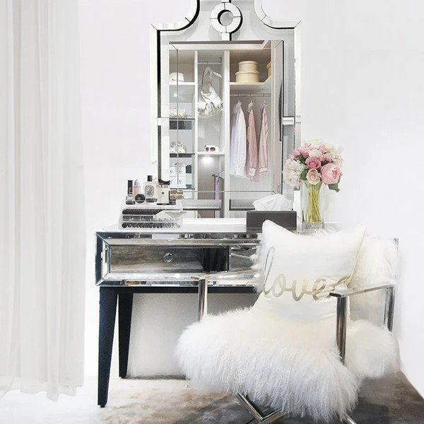 What Are The Best Dressing Table Mirrored Furniture?