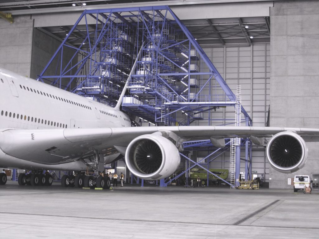 Gain Safer Access To The Project With Aircraft Maintenance Platforms